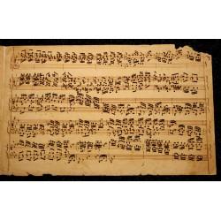 Johann Sebastian Bach: Fuge c-Moll