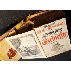 Christian Friedrich Henrici: Picanders Ernst-Schertzhaffte und Satyrische Gedichte, Leipzig 1736