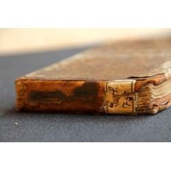 Das Orgelbuch eines Dorfschulmeisters