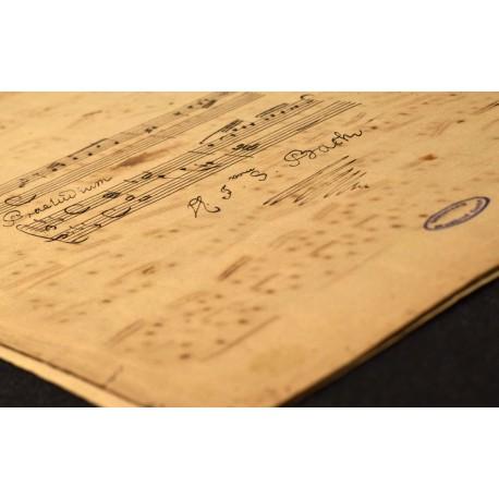 Praeludium und Fuge von J. S. Bach und seinem Onkel