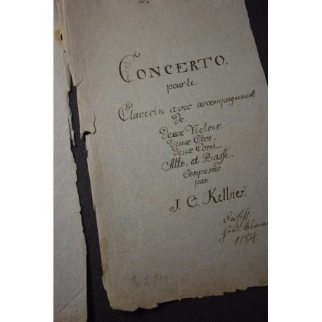 Das Klavierkonzert eines Thüringer Kantorensohns