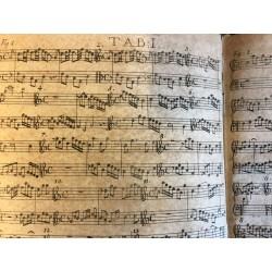 Marpurg, F.W.: Abhandlungen von der Fuge - Marpurgs bedeutendes musiktheorethisches Werk